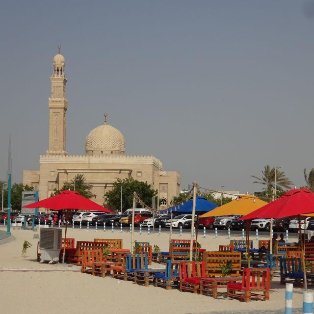 Ein Strandtag in Dubai in 10 Bildern