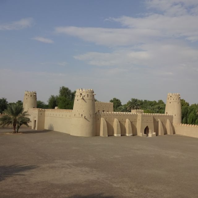 Das Fort Al-Jahini