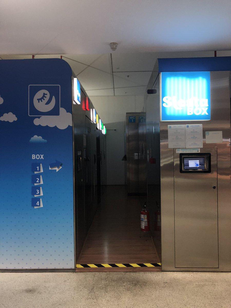 @_domsquare in Japan wird wahrscheinlich gähnen, wenn er diese Siesta Box…
