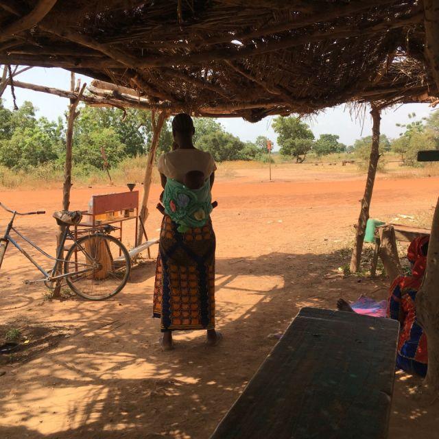 Praktikumsalltag in Burkina Faso
