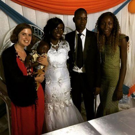 Eine Hochzeit in der Familie! #hochzeit #heiraten #burkinafaso #ouaga #erlebees