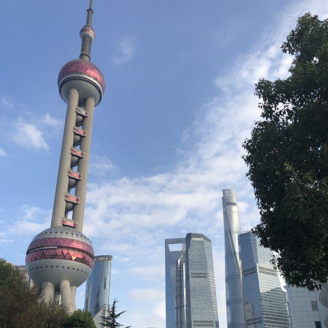 Finanzzentrum Shanghais
