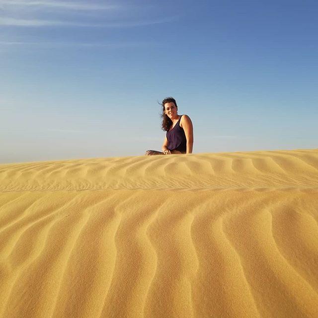 The desert is definitely one of my favorite spots in the UAE 🇦🇪🐪…