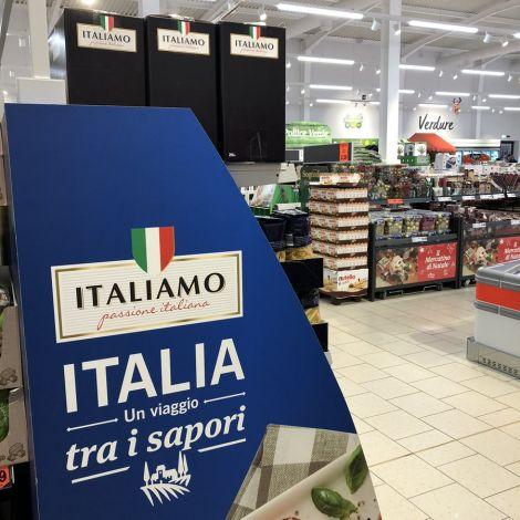 Wieder mal italienische Wochen bei @LidlItalia. So wie letzte Woche. Und die…