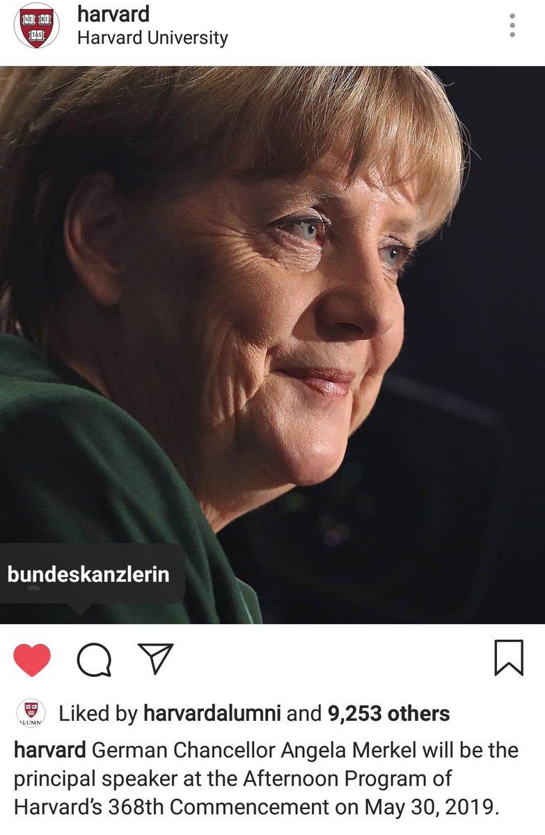 @BundeskanzlerCC Angela Merkel wird die Eröffnungsrede für die…