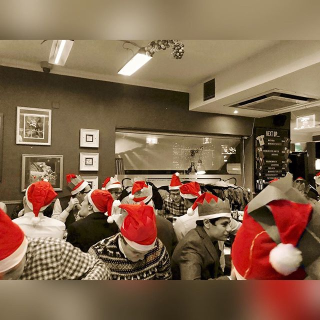 #christmasdinner mit Warwick Kanuverein. Habe ich die britische Küche erlebt?…