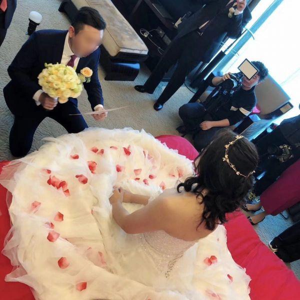 Heiraten in China? Als Trauzeuge mitten im Geschehen