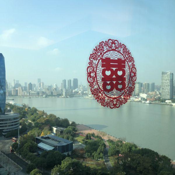 Hotelzimmer in Shanghai