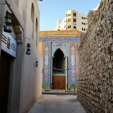Schardscha, das unbekannte Nachbaremirat des glamourösen Dubai, war meine…