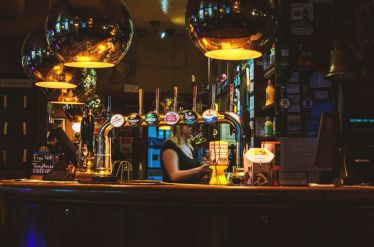 Der britische Pub