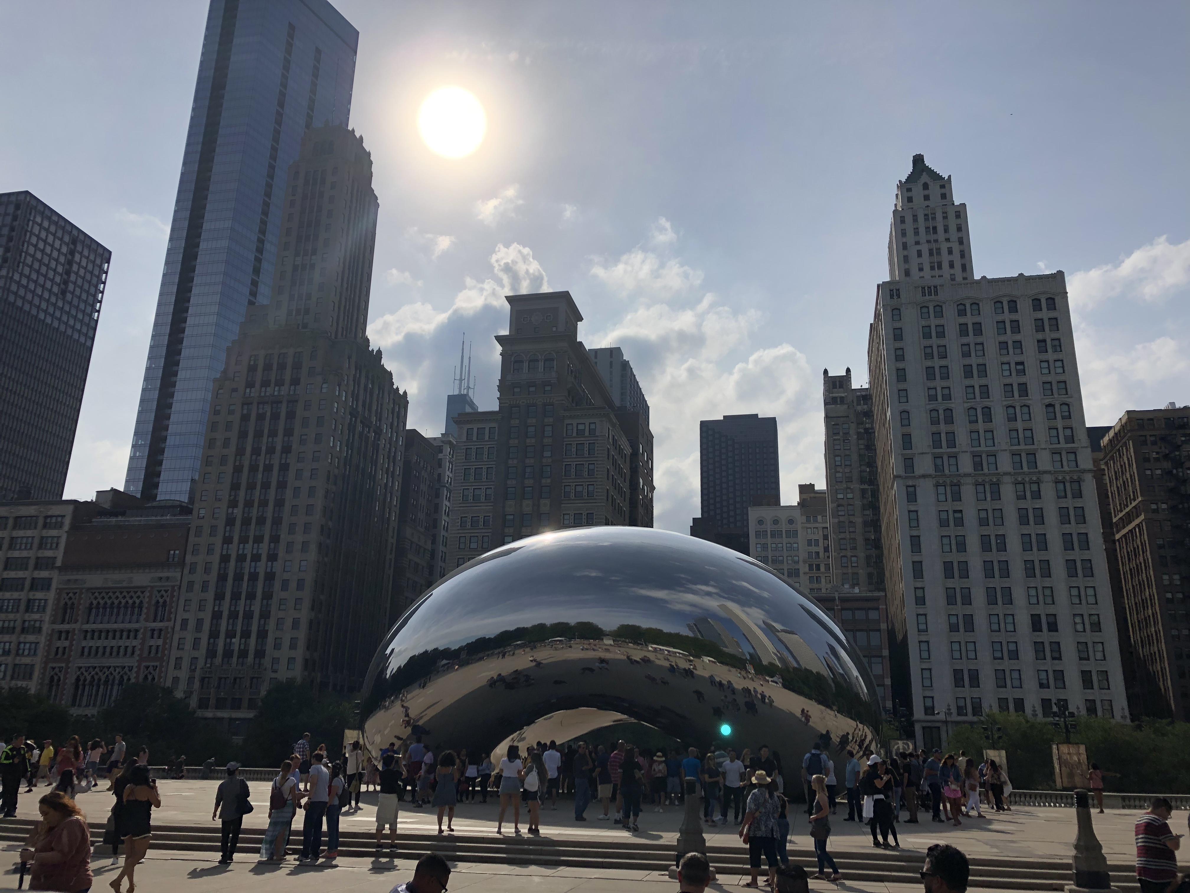 5 Tage, 4 Staaten, 3 Städte – Roadtrip nach Chicago