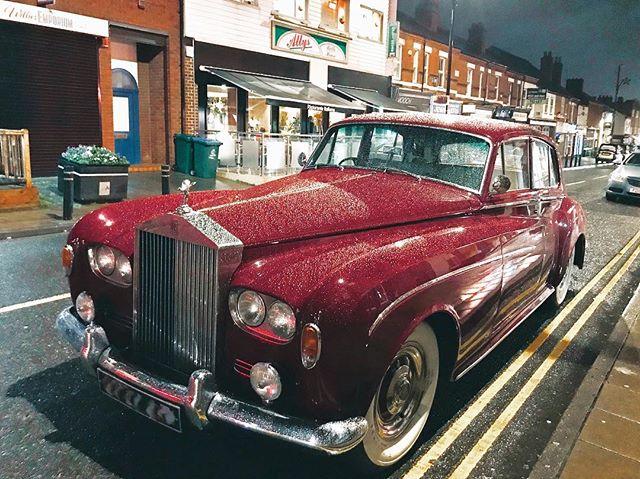 Als ich klein war, bedeutete Rolls-Royce meiner Ansicht nach ein Synonym für…