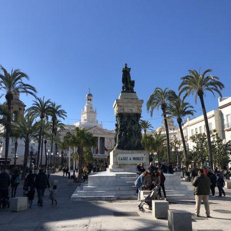 Willkommen in Cádiz! Für ein Wochenendtrip ging es mitm BlaBlaCar nach…