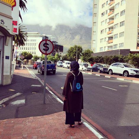 Wenn du in den Pausen einfach mit Blick auf den #tafelberg spazieren kannst…
