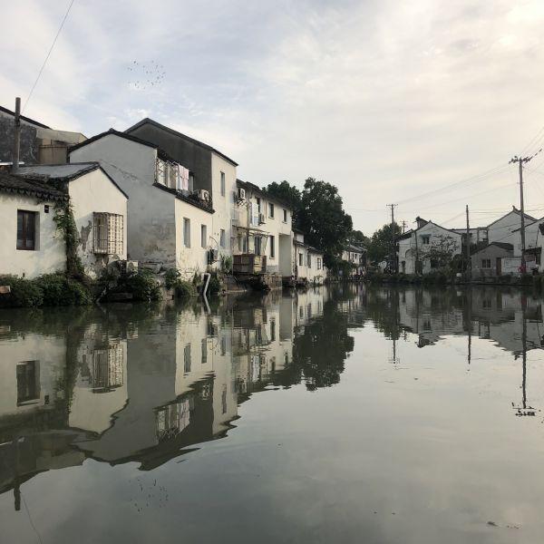 Wasserstadt Suzhou
