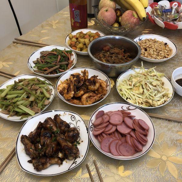 Traditionelles chinesisches Essen