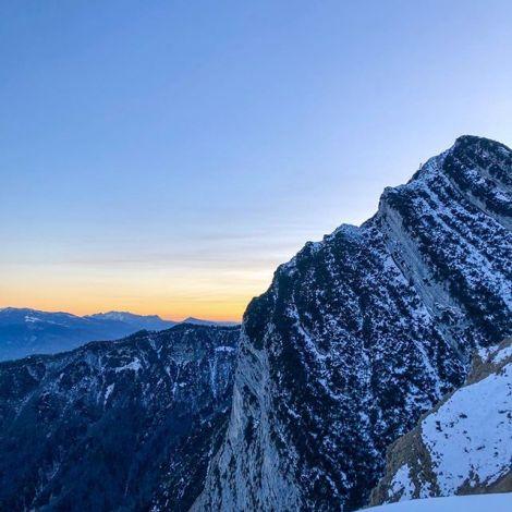 Vorfreude auf die Berge 😍 nach einem kurzen Ausflug nach Deutschland geht es…