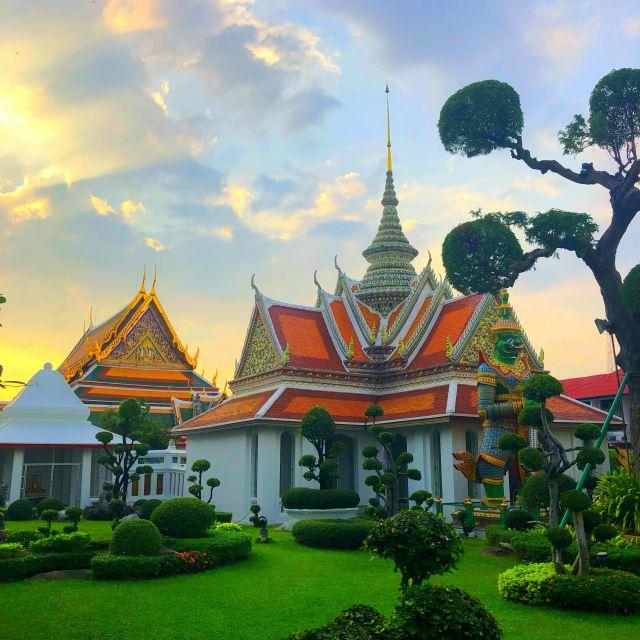 Thailand mit dem Heiland: Weihnachten in Bangkok und Umgebung