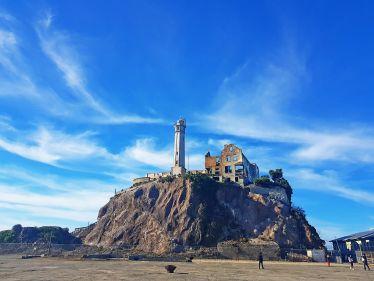 Alcatraz - Die Gefängnisinsel.