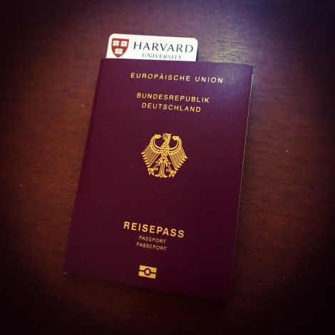 J1-Visum für Harvard