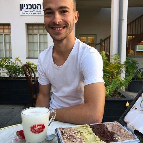 Eine weitere aufregende und tolle Woche hier in #TelAviv hinter mir. Auf eine…