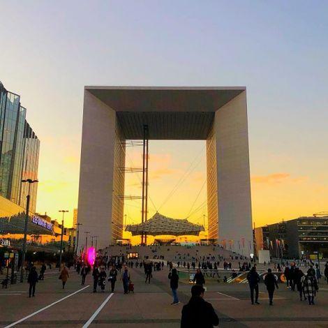 Bei früheren #reisen nach #paris habe ich mir diesen Teil der #stadt zumeist…