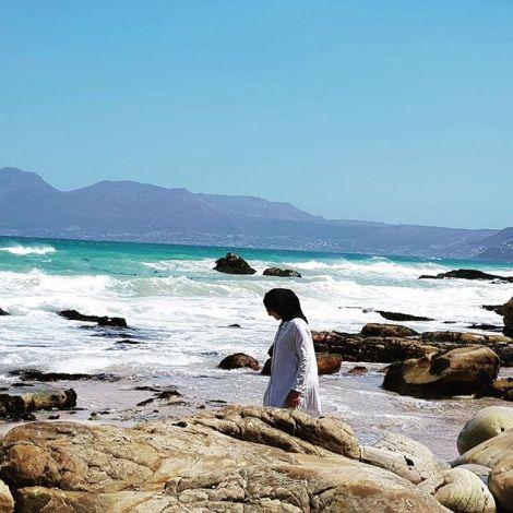Die Strände Kapstadts sind ein #traum. Hier  bin ich am #strand in…