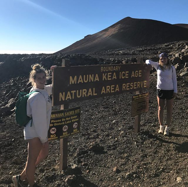 First time hiking a dormant volcano🌋 …