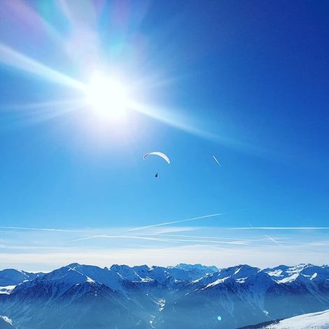 Auf 2.658 Metern scheinen die Möglichkeiten so grenzenlos 😍🇮🇹⛰ Die…