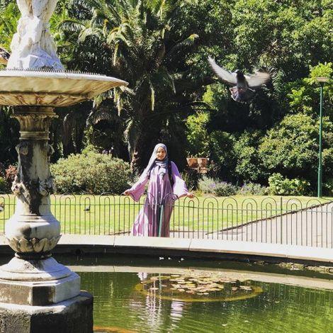 Eine kleine Oase mitten in der City. Welcome to Company Gardens 😍 #erlebees…