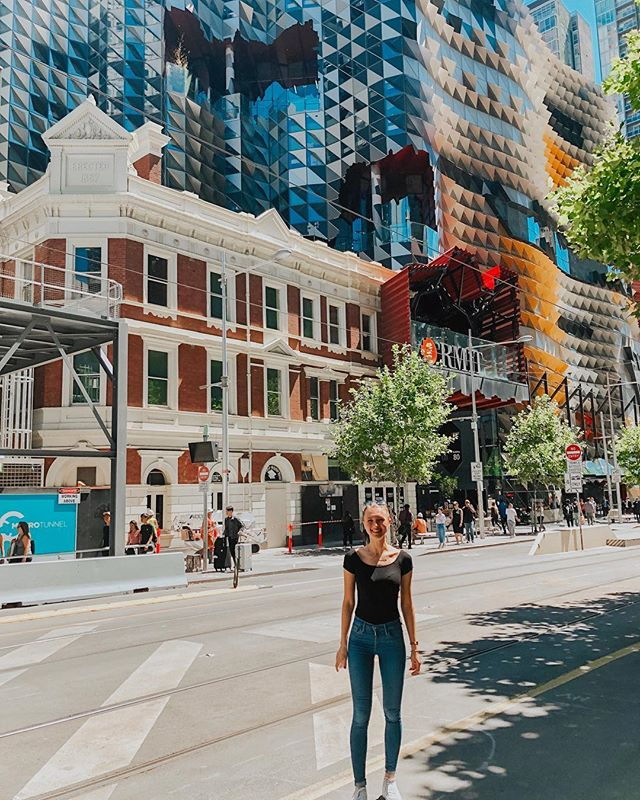 Phil and me got this amazing opportunity to study at the RMIT, which is…