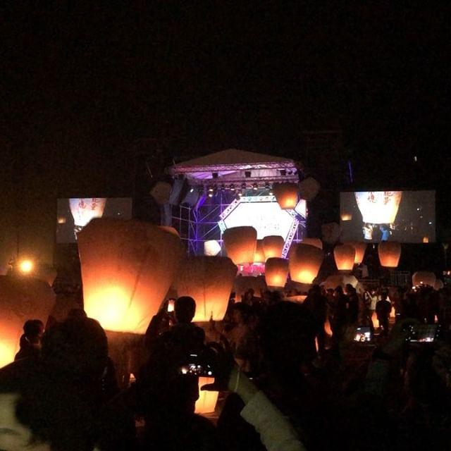 Das Laternenfestival markiert  jedes Jahr das Ende des mehrtägigen…