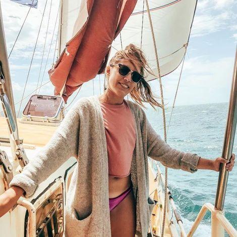 Sailing #Whitsundays ⛵️ #erlebees