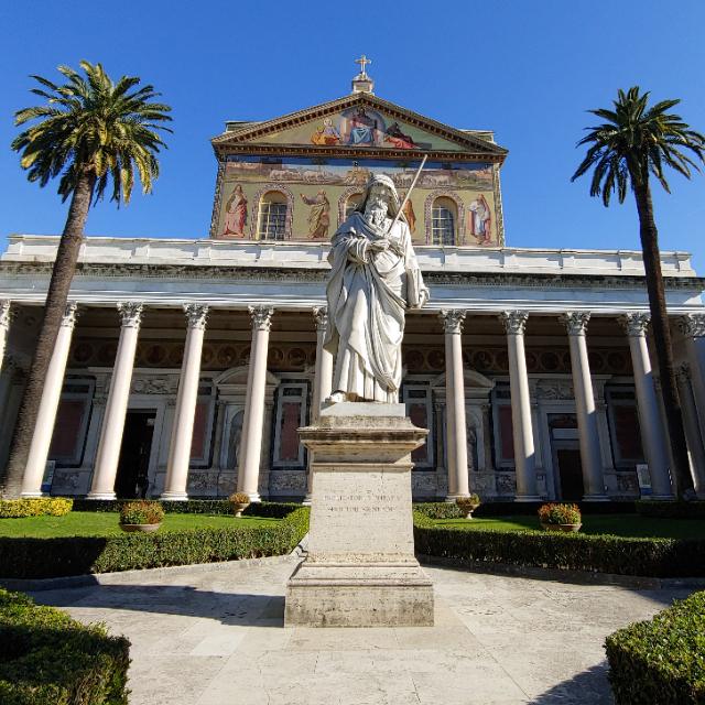 5 Ziele in Rom, die nicht von Touristen überlaufen sind