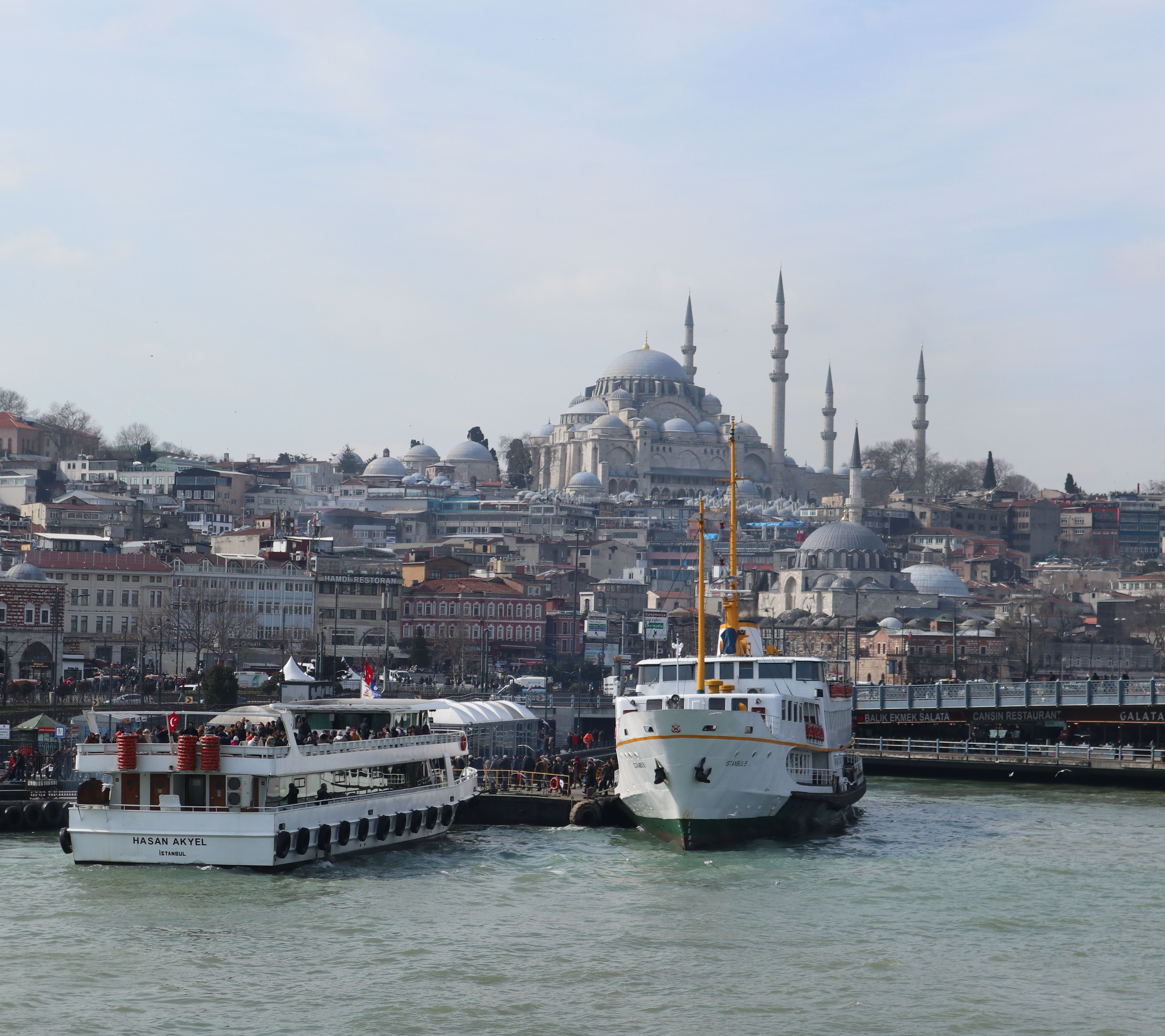 19 Stunden in Istanbul