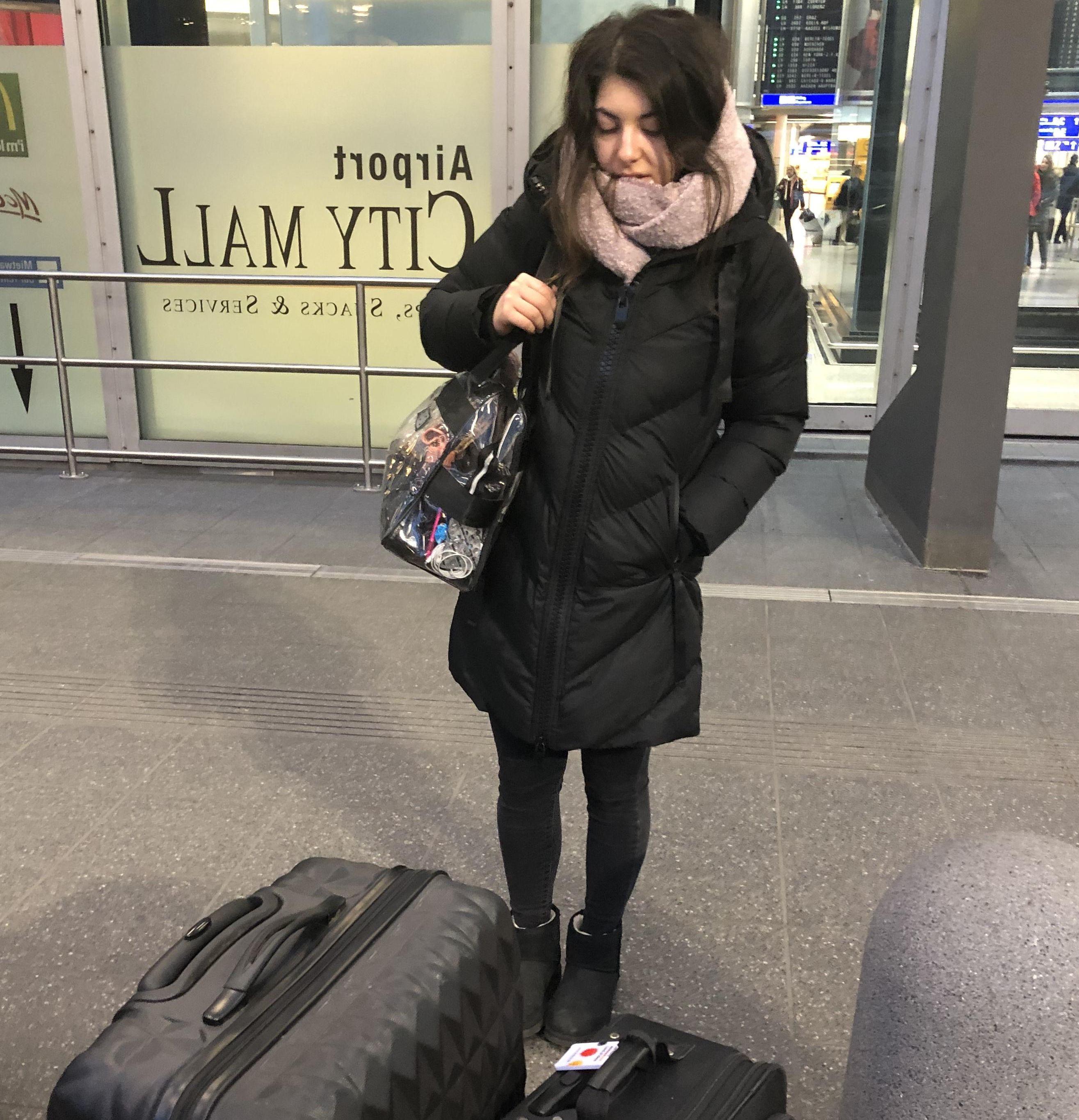 23kg Gepäck für 5 Monate
