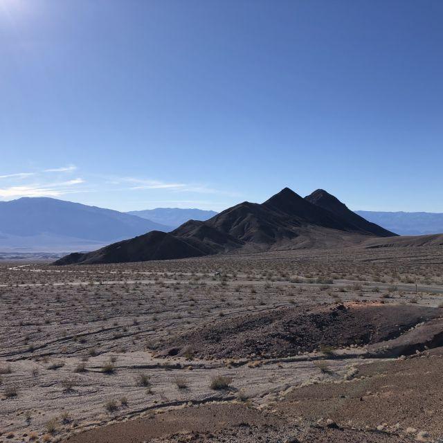 Blick über das Death Valley