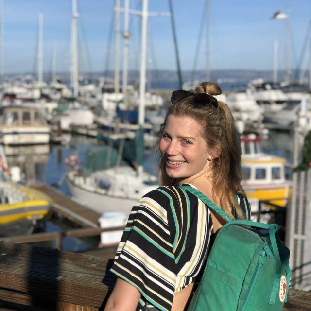 Sonne genießen am Pier 39