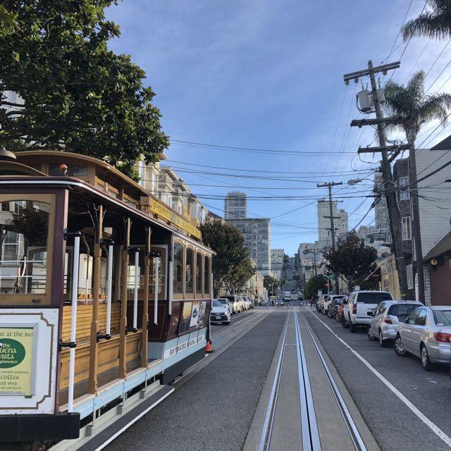 Straßenbahn in SFO