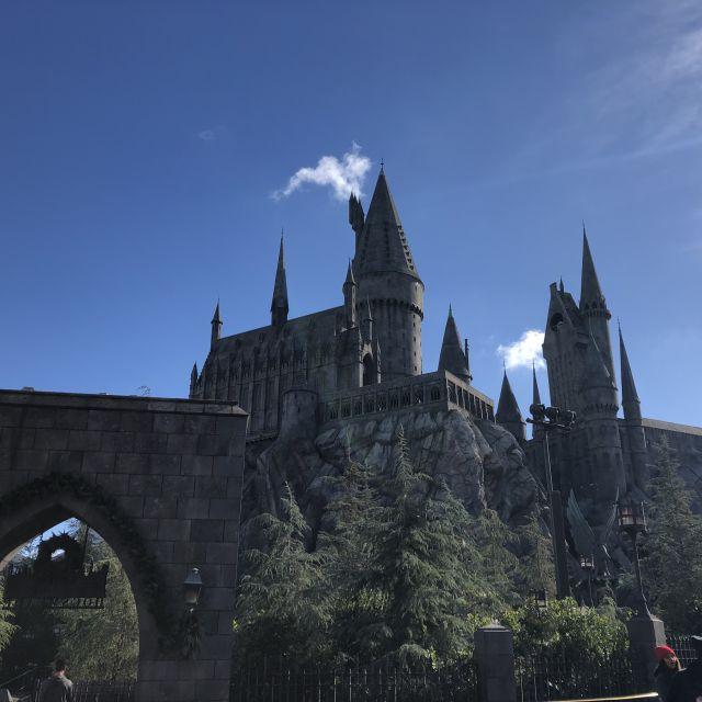 Hogwarts, Universal Studios Hollywood