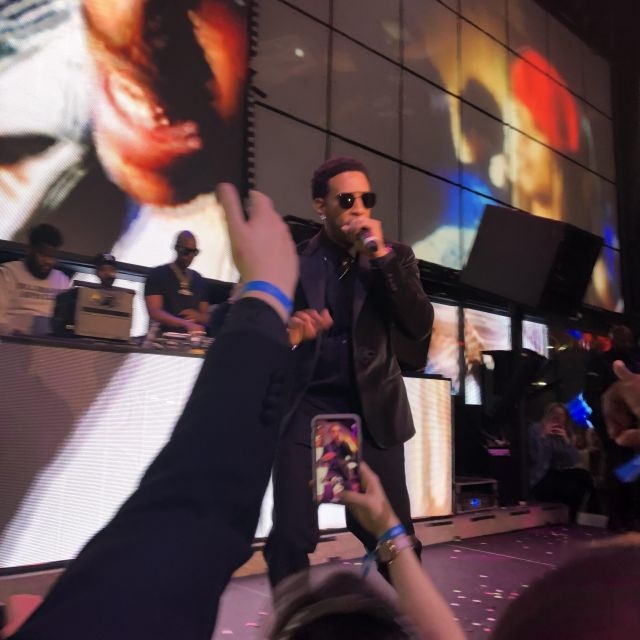 Ludacris live im LIGHT-Club
