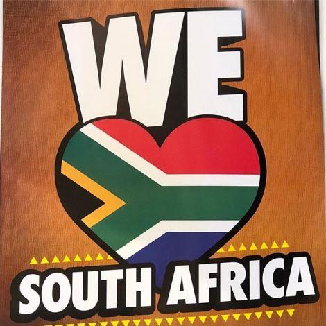 Südafrikaner lieben Südafrika. Das merkt man nicht nur im Supermarkt (dort…