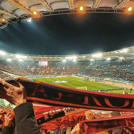 #Groundhopping #stadioolimpico #roma #italia #championsleague…