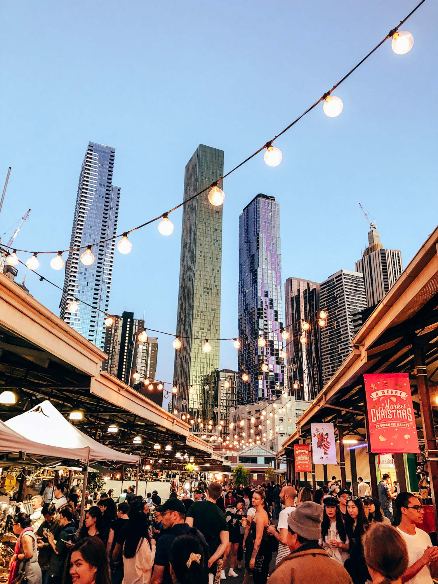 Zu Fuß durch Melbourne – 5 Dinge, die du nicht verpassen darfst!