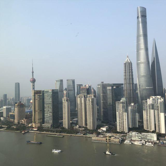 Der Bund in Shanghai