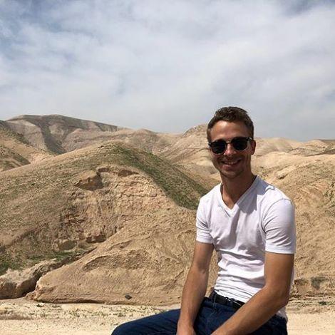 Auf dem Weg von #TelAviv ans Tote Meer sind wir gestern über Jerusalem ins…