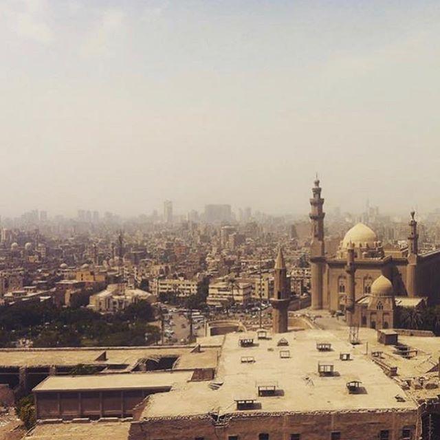 Wenn man in Kairo ist, sollte man unbedingt die Zitadelle von Saladin besuchen.…