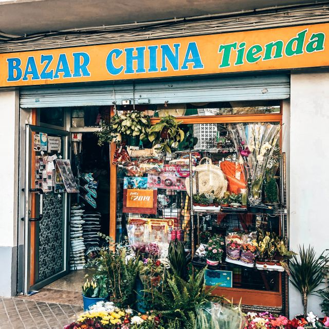 Bazar China Laden Valencia Benimaclet