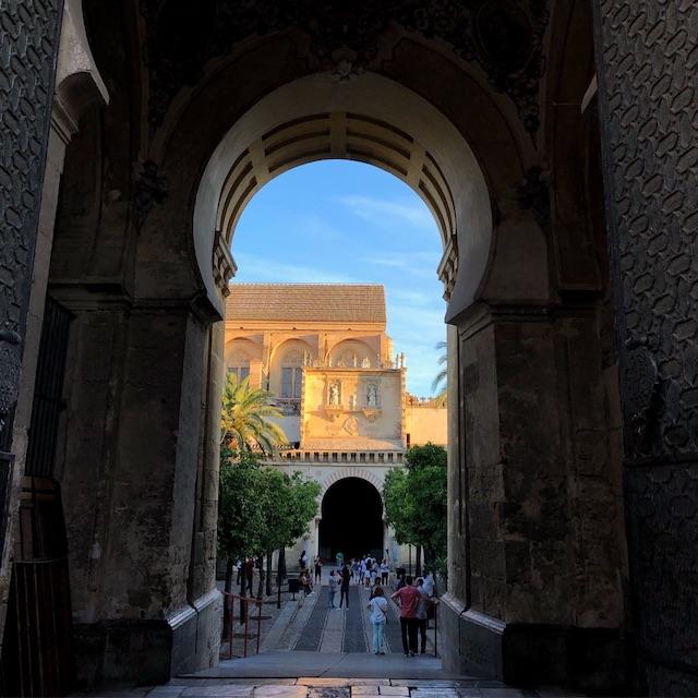 Eingang zur Mezquita
