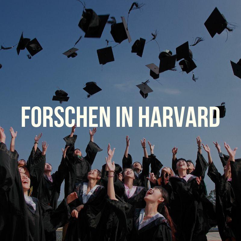 Bewerbung für Forschungsaufenthalte – Ivy-League (1/2)